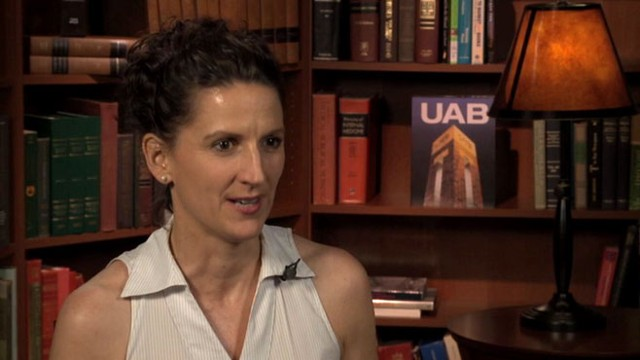 VIDEO: University of Alabama at Birminghams Beth Kitchin comments on a new study.