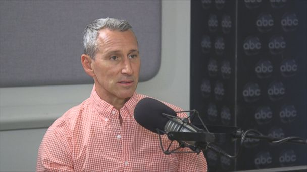 Hollywood director and producer Adam Shankman sat down with ABC News' Dan Harris for his livestream podcast show,