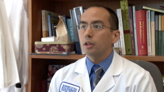 VIDEO:  Dr. Richard Lee says acupuncture can change how we interpret pain signals.