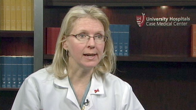 VIDEO: UH Case Medical Center?s Dr. Judith Mackall shares her thoughts.