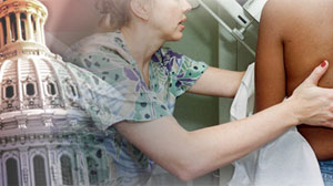 Senate Affirms Screening Mammography for 40-Year-Olds
