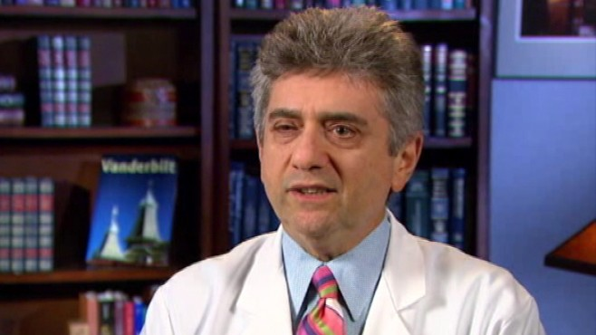 VIDEO: Vanderbilt's Dr. Peter Martin: Addicts put ER docs in a tricky situation.