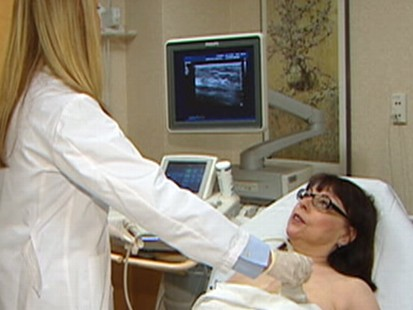 Video: Using MRIs to detect breast cancer.