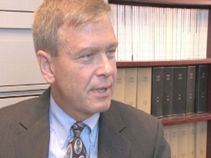 VIDEO: University of Marylands Dr. Michael Naslund says better safe than sorry.