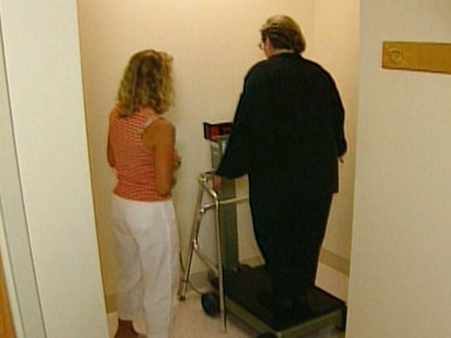 VIDEO: Extra Pounds Take Your Breath Away