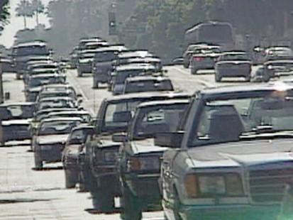 Traffic May Trigger Heart Attacks