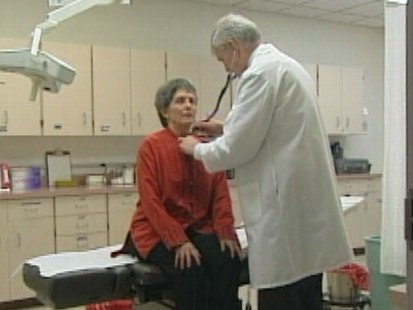 VIDEO: Fear of Law Suites May Influence Doctors Decisions