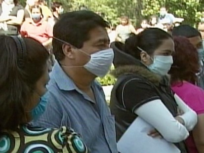VIDEO: Young People at Greater Swine Flu Risk