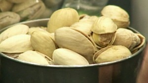 VIDEO: Pistachio Salmonella Scare