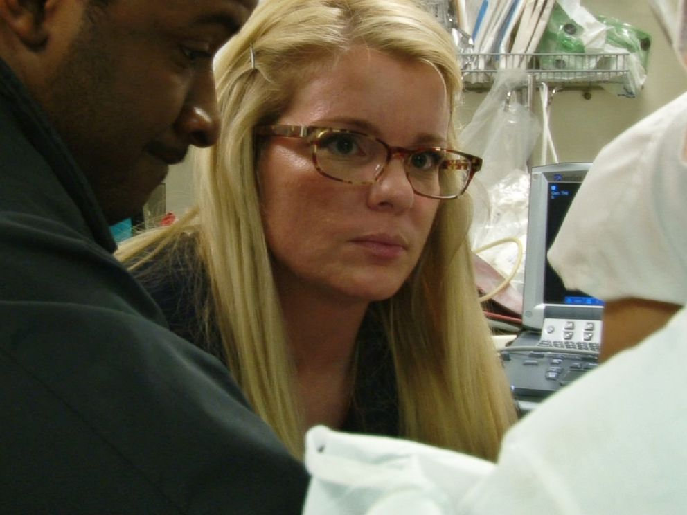 PHOTO: Nurse Katie Duke has been featured on two seasons of the reality medical drama, New York Med.