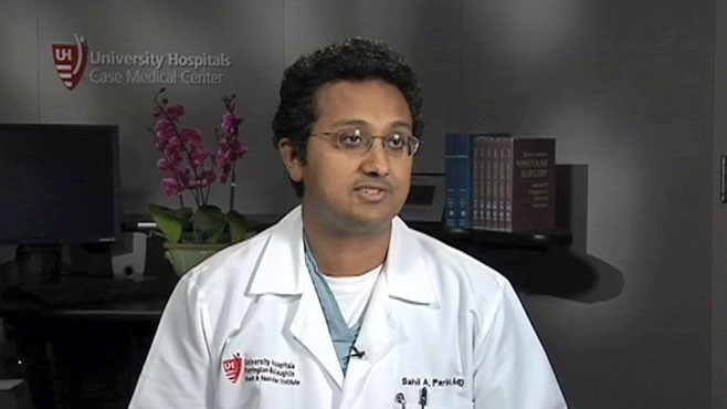VIDEO: UH Case Medical Center's Dr. Sahil Parikh shares his thoughts on the studies.