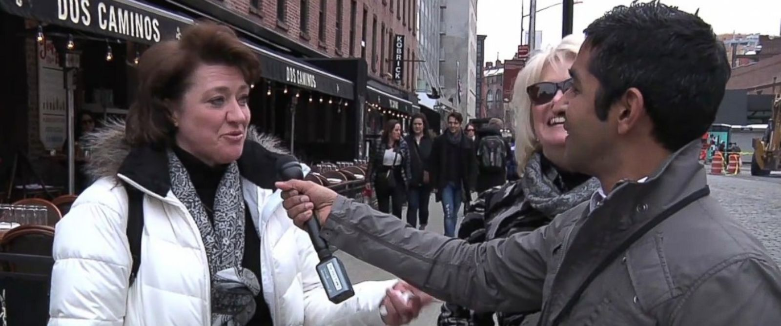 PHOTO: Dr. Alok Patel asks New Yorkers if they lie to their doctors.