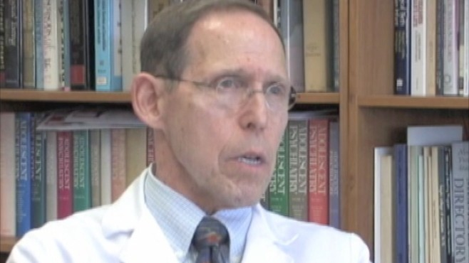 VIDEO: Baylor College of Medicine's Dr. Richard Pesikoff explains.