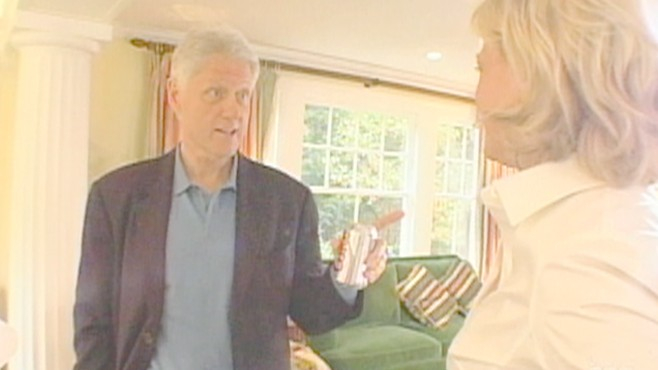 Video: Bill Clinton on Recovery From 2004 Bypass