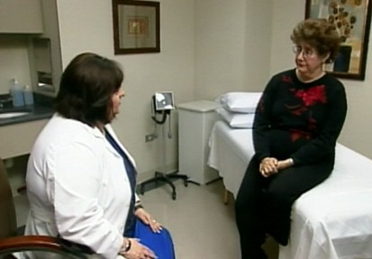 VIDEO: Research shows that women face unique challenges when battling lung cancer.