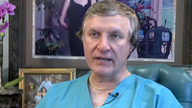 VIDEO: UT Southwestern Medical Center at Dallas' Dr. Rod Rohrich explains.