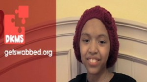 Video: Lion King star battles leukemia.