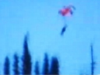 Skydiver Hits Ground at 30 MPH, Lives