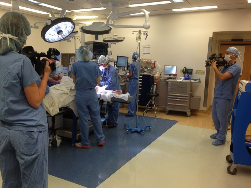 ABC News Nightline was there throughout Mackenzie Langans breast reduction surgery.