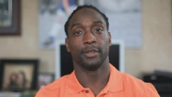 VIDEO: Chicago Bears star Charles Tillman nearly lost his daughter to a deadly disease.