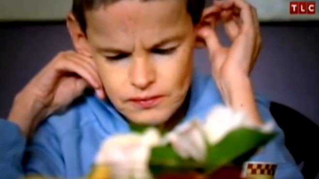 VIDEO: TLC airs documentary on children who dont age.
