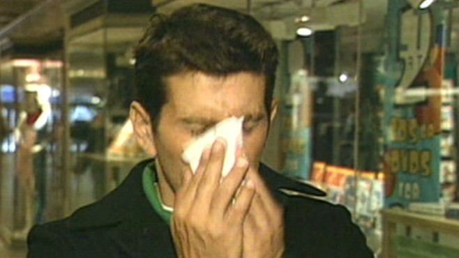Video: Fighting the common cold.