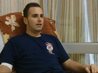 Firefighter Loses Leg to Bacteria