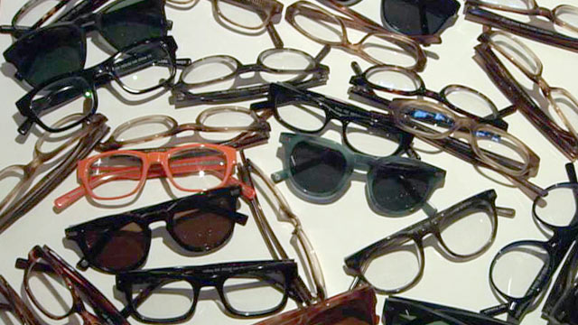 PHOTO: Founders of Warby Parker work with a non-profit to help bring glasses and eye exams to needy people around the world.
