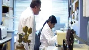Video: Researchers say they are close to a cure for breast cancer.