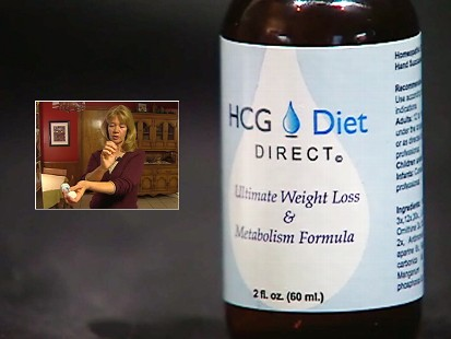 Video: New diet drug uses human chorionic gonadotropin to help with weight lose.