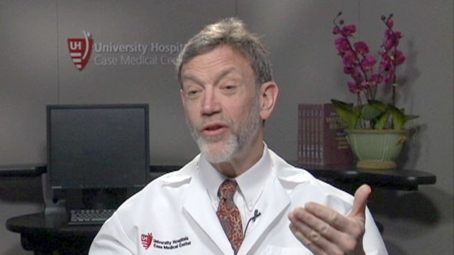 VIDEO: UH Rainbow Babies and Children?s Hospital?s Dr. Max Wiznitzer explains.