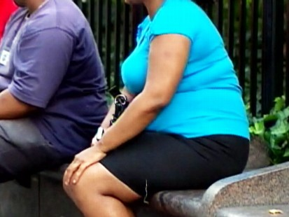 Video: Overweight state workers in N.C. may pay more for insurance.