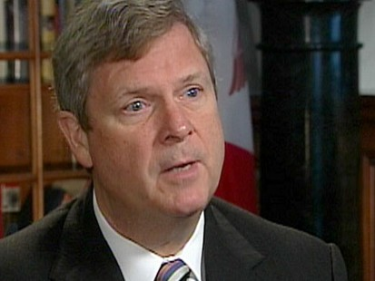 VIDEO: Agricultural Secretary Tom Vilsack discusses hat is in our nations beef.