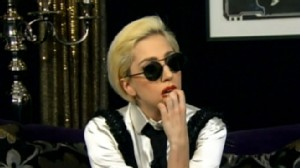 VIDEO: Lady Gaga tells Larry King that she tested borderline positive for Lupus.
