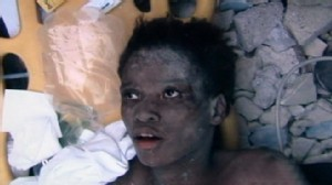 VIDEO: A 15-year-old girrl is pulled from rubble in Haiti 15 days after earthquake.