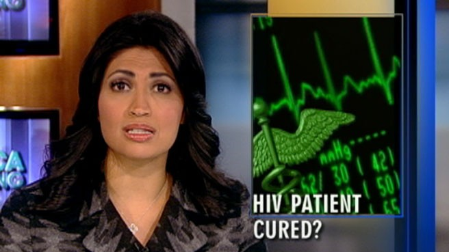 Video: Doctors say they have cured a man with HIV.