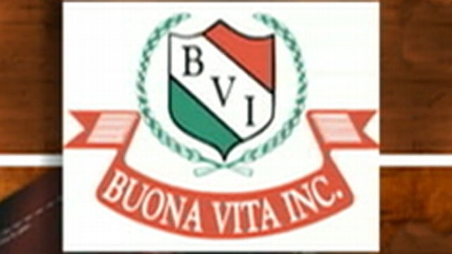 VIDEO: 300,000 pounds of meat produced in May by Buona Vita have been recalled.