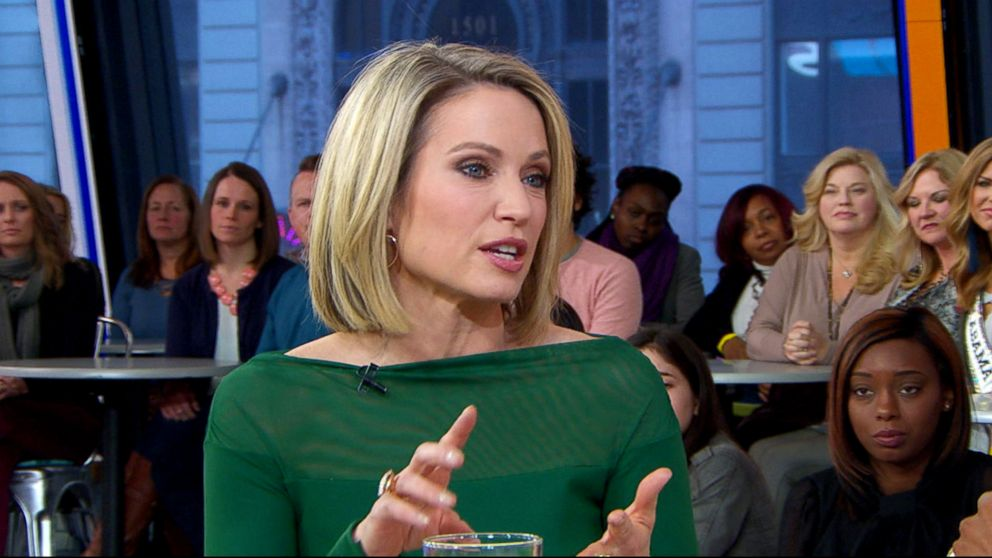 Amy Robach on struggling with early menopause: From hot flashes to embracing aging