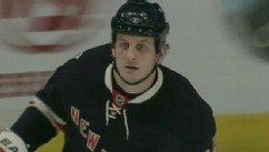 VIDEO: Former New York Rangers hockey player's family blames the NHL for his brain damage, drug abuse.