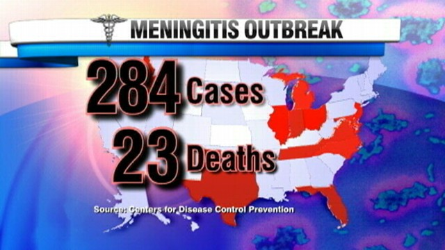VIDEO: Two more people have died from fungal meningitis linked to steroid injections.