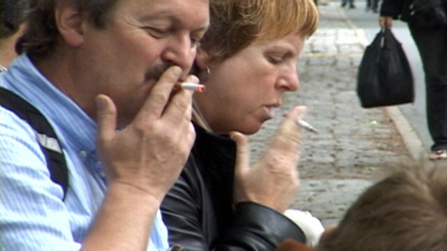 VIDEO: NYC further limits the areas where smokers can light up.