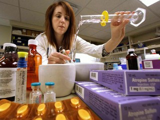 Compounding Pharmacists Face Changes