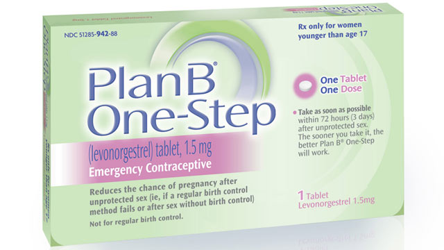 "PHOTO: Plan B One-Step (levonorgestrel) tablet, one of the brands known as the ""morning-after pill.""  A federal judge ruled that age restrictions on over-the-counter sales of the morning-after pill are ""arbitrary, capricious and unreasonable,"" April 5, 20"