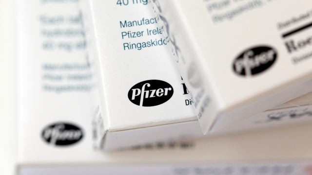 PHOTO: Pfizer recalled certain lots of the pill Lo/Ovral-38 as well as lots of the generic version norgestrel and ethinyl estradiol tablets. This Jan. 30, 2012 photo shows boxes of a drug made by Pfizer.