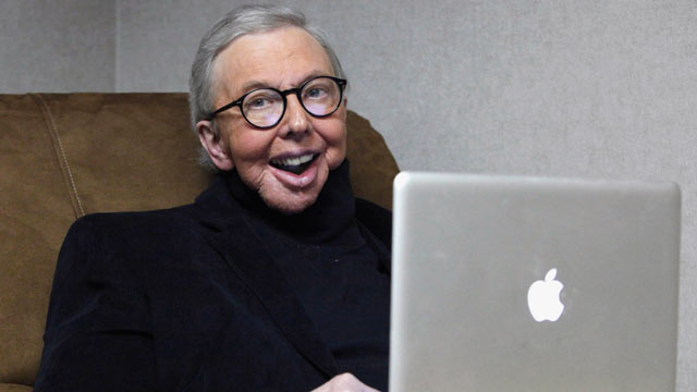 Roger Ebert's Candidness With Cancer a 'Role Model' for Other Patients