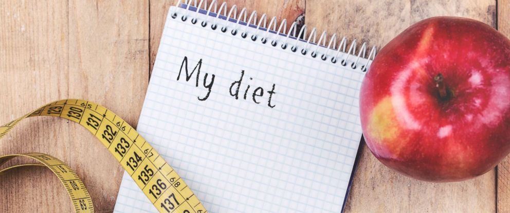 PHOTO: A diet journal is pictured in this undated stock photo.