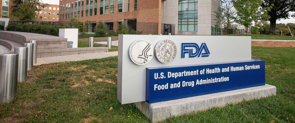 PHOTO: The U.S. Food & Drug Administration campus in Silver Spring, Md seen Oct. 14, 2015.
