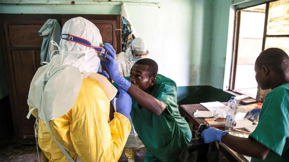 World Health Organization  gets approval to use Ebola vaccine in Democratic Republic of Congo