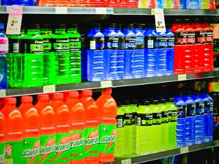 Study: Sports Drink Science is Self-Serving