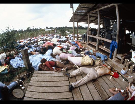 Jonestown Massacre Anniversary